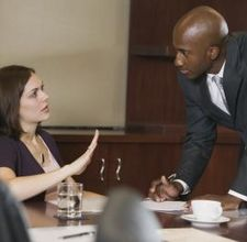 Being too personal does not correspond with interview etiquette
