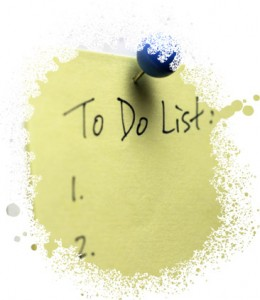 To do list how to conduct an interview
