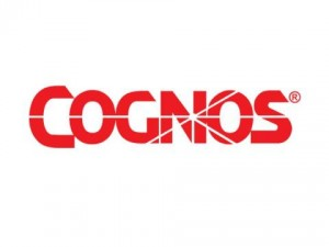 Logo of software product Cognos
