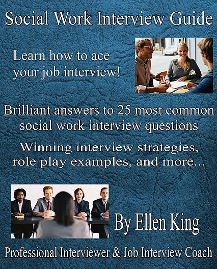 Social work interview guide from Ellen King