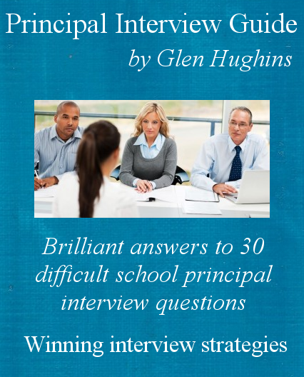 Cover of Principal Interview Guide , by glen Hughins