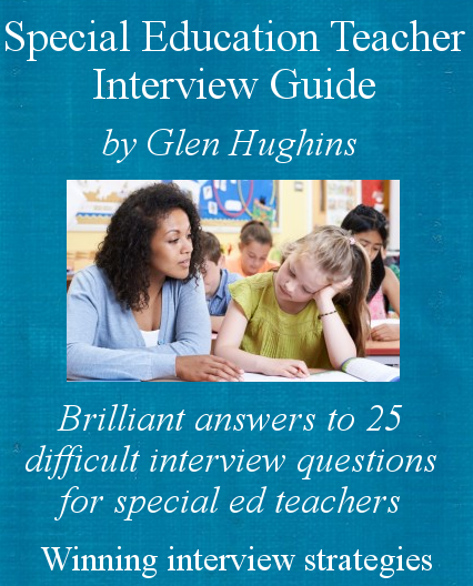 cover of special edu interview guide