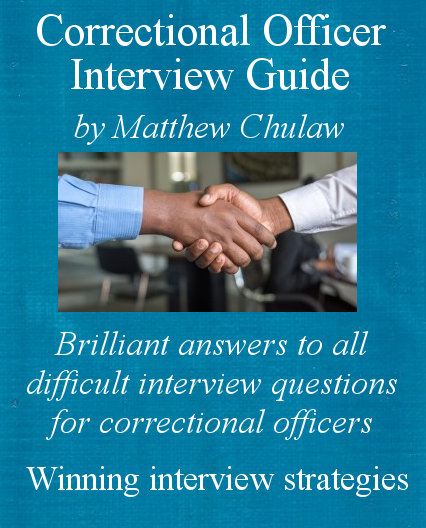 Correctional Officer Interview Guide cover