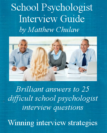 School Psychologist Interview Guide cover