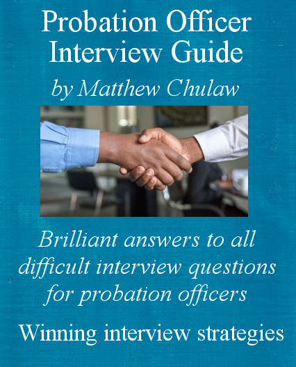 Probation Officer Interview Guide eBook cover