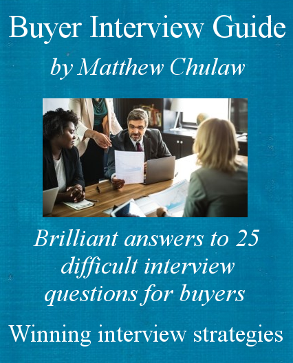 buyer interview guide cover