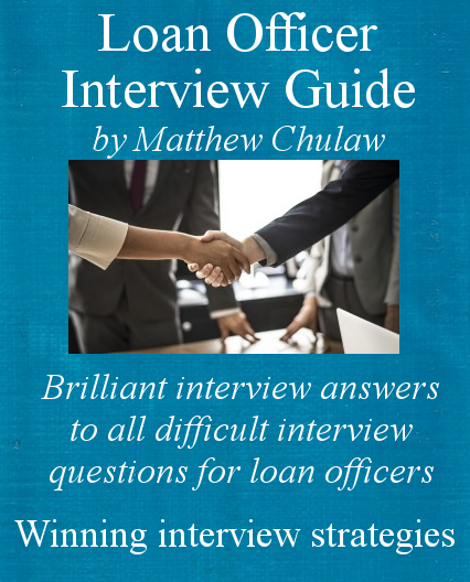 cover of loan officer interview guide