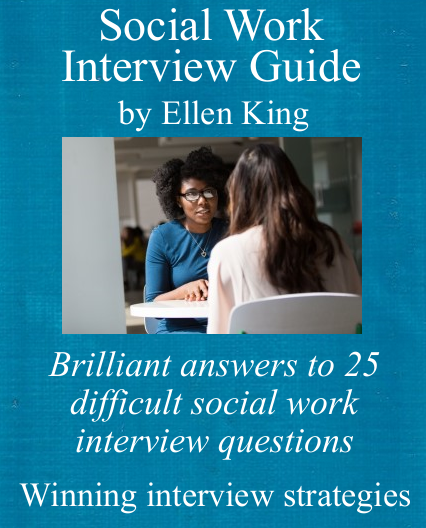social work interview guide cover