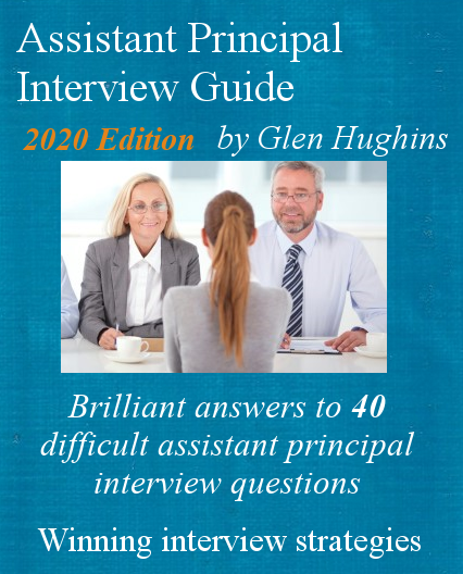 cover of assistant principal interview guide