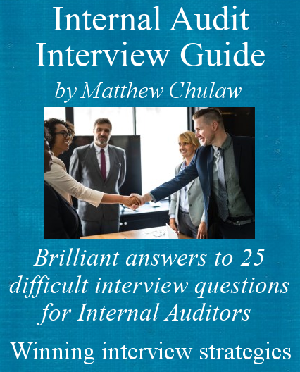 internal audit interview guide cover