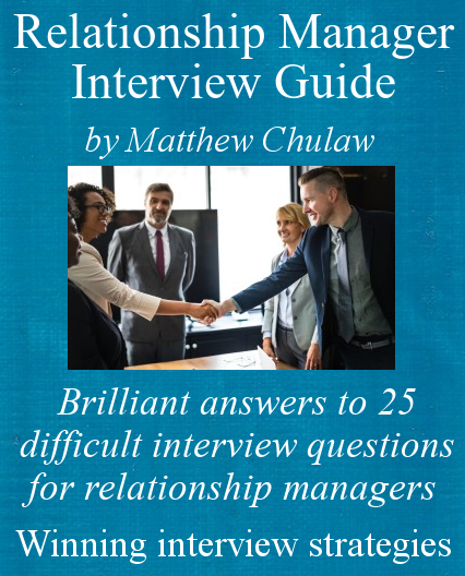 cover of relationship interview guide eBook
